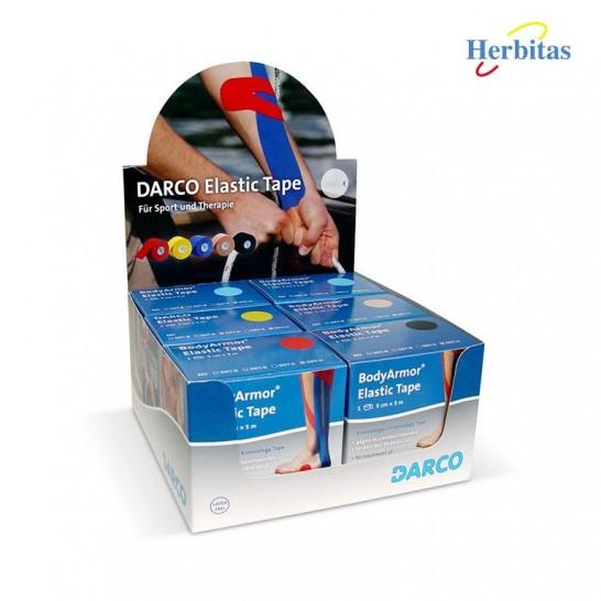 DARCO Mecron Elastic Tape Pack 6 ud