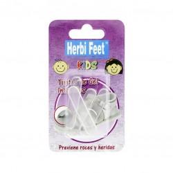 Tiritas Gel Infantil Herbi Feet Kids