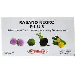 Rabano Negro Plus