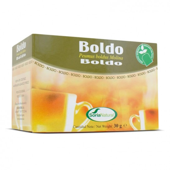 Boldo Infusión Soria Natural