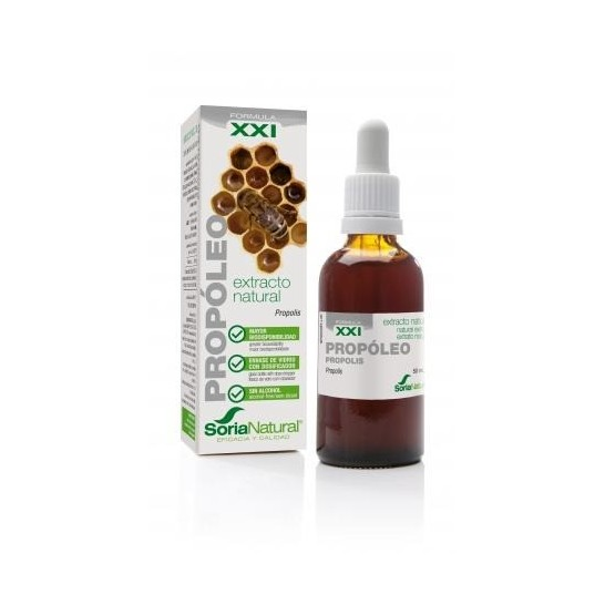 Extracto de Propóleo 50ml Soria Natural
