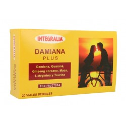 Damiana Plus