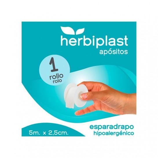 Esparadrapo Hipoalergénico Herbiplast