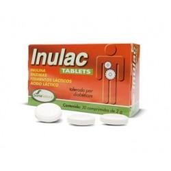 Inulac Tablets 30 Comprimidos