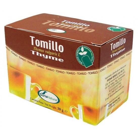 Tomillo Infusión