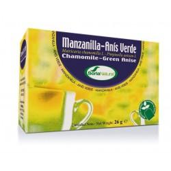 Manzanilla -Anís Verde Infusión
