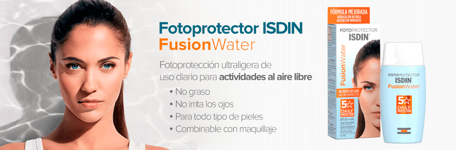 Fusion Water ISDIN